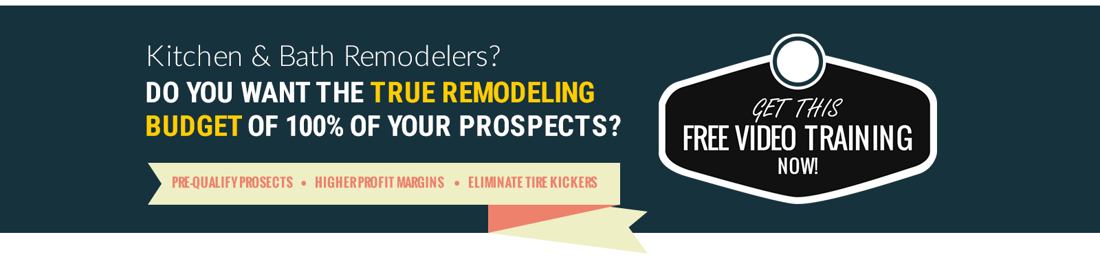 bathroom remodeling leads. You Will Be The Only Client We Represent In Your Market And Never Compete For Leads Generate. Guaranteed. Bathroom Remodeling